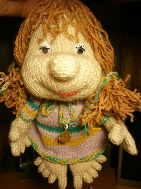 кукла Удачка для дочки