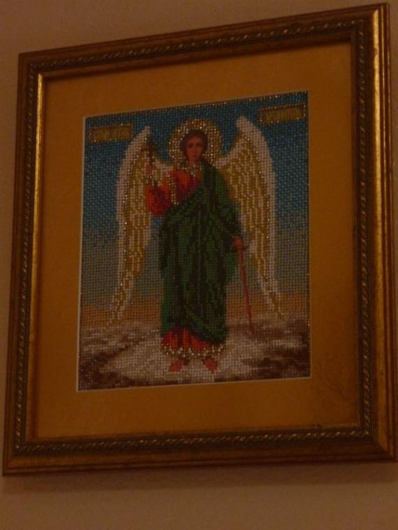Ангел-хранитель для бабушки
