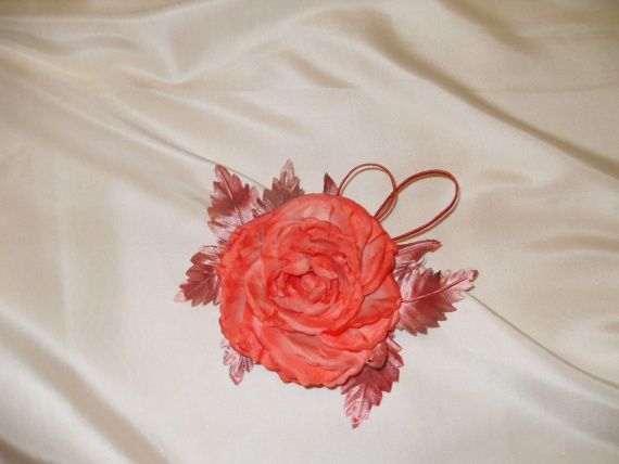 Новая роза Оливия.