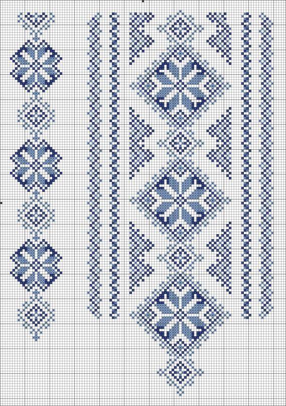 Бесплатные схемы по вышивке