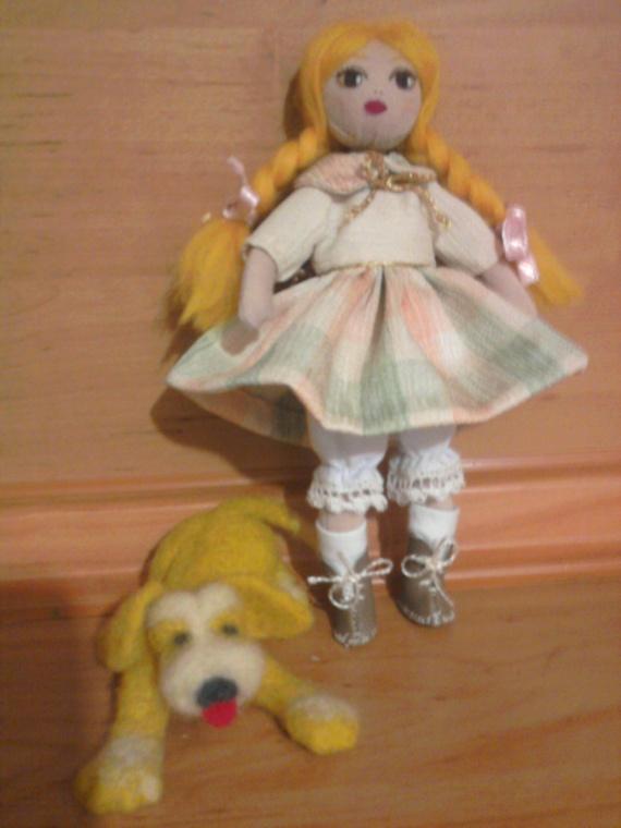 Знакомьтесь,  куколка  Светланка!!!