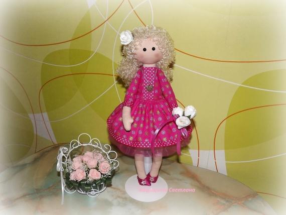 Куколка Марианна.