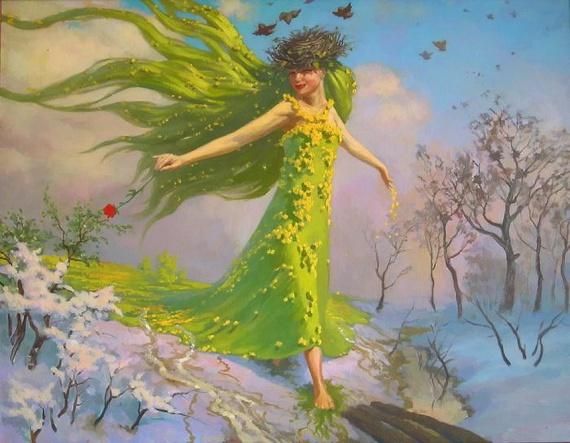 Сегодня, 4 марта, День рождения у Тамары (045255rux) из Омска и у Людмилы (Lvoron) (Беларусь)!