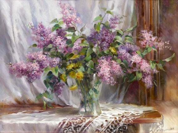 Сегодня, 13 апреля, день рождения у ЛЮДМИЛЫ (Luda1954) г. Санкт-Петербург!!!