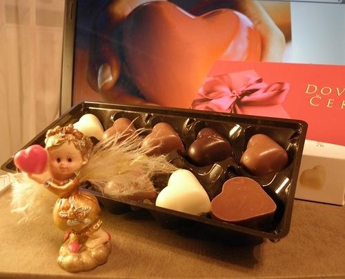 Подарок мужа к дню Св. Валентина!