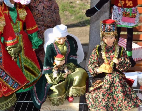 Ярмарка ремесел в Алматы
