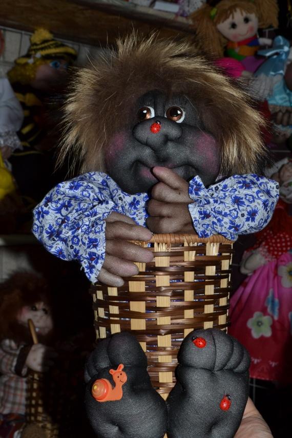 Коллекционная кукла. часть 2