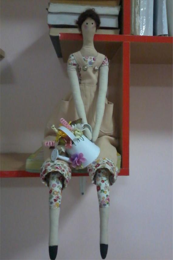 И еще мои куклы