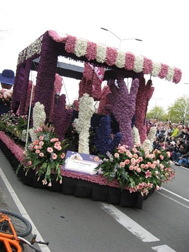 Ежегодный парад цветов