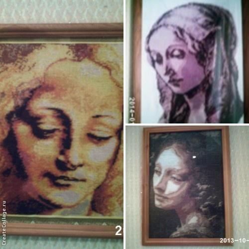 по эскизам Леонардо да Винчи