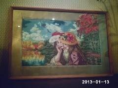 по картине Огюста Ренуара