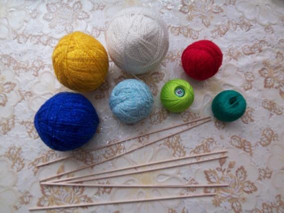 Все, сто необходимо для плетения