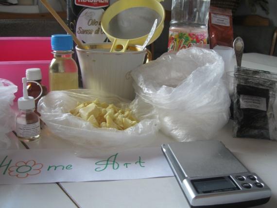 Мастер класс по приготовлению мыла с нуля