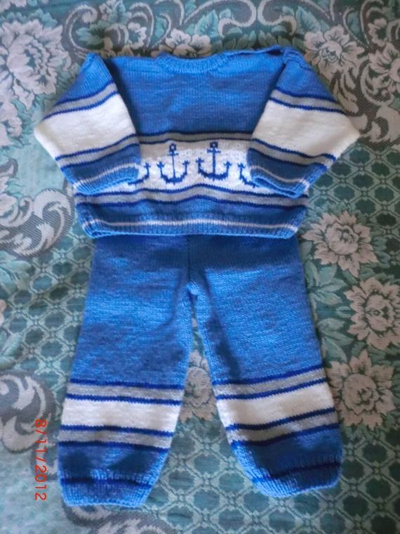 костюм внуку