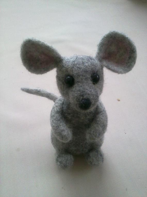 Мышонок Буся