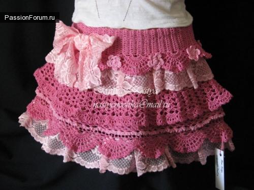 Сарафаны, юбки, тунички для деток