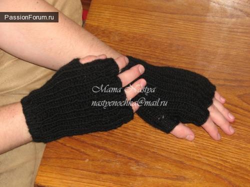 Варежки, перчатки, митенки