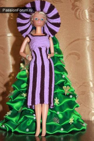 Одежда на Барби!!!