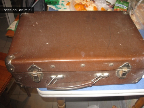 Новая жизнь старого чемоданчика