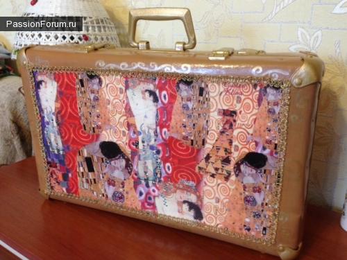 История одинокого чемоданчика