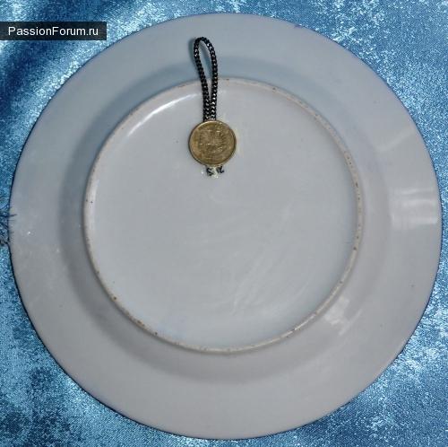 Как сделать крепление к тарелочке