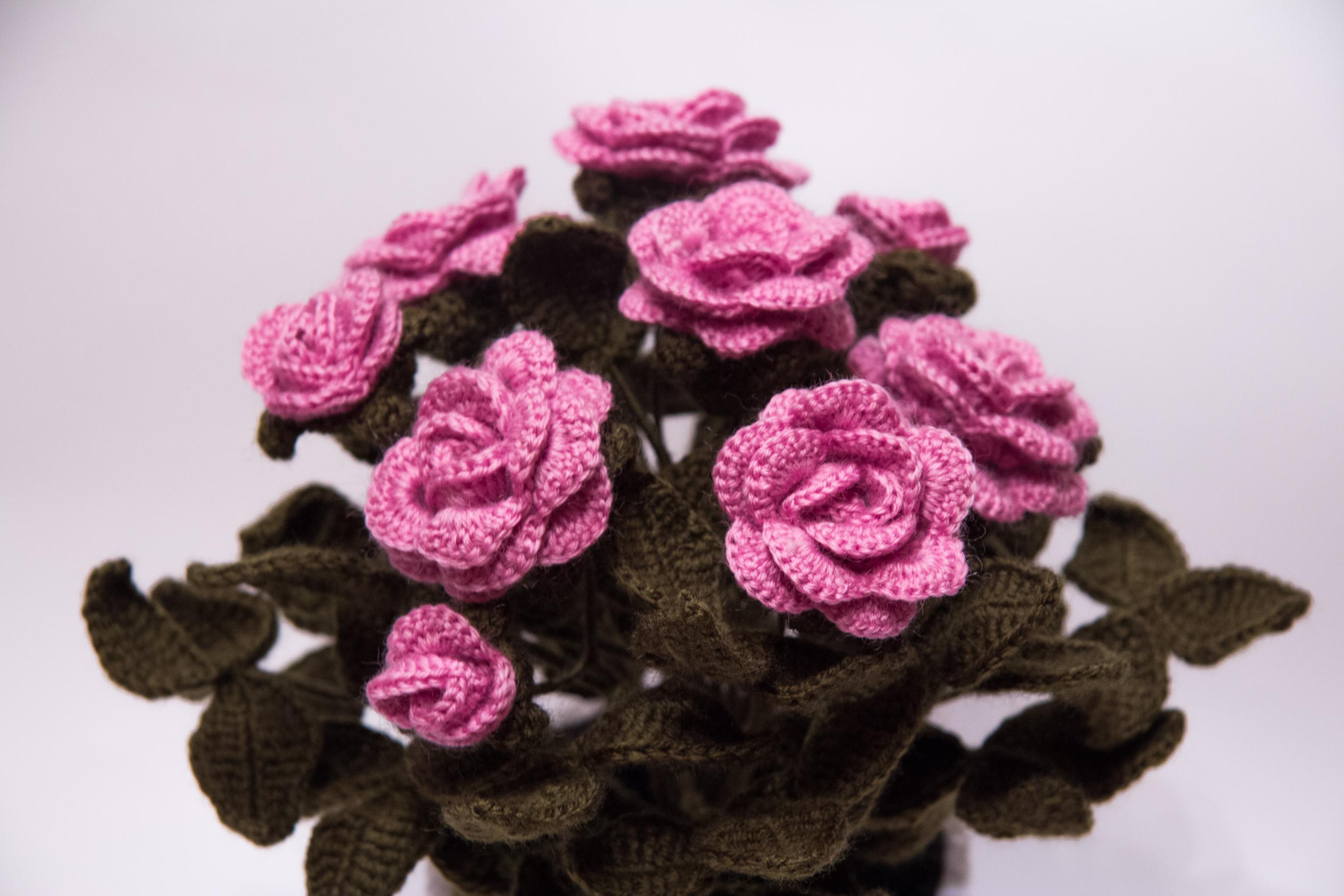 Вот красота вязание