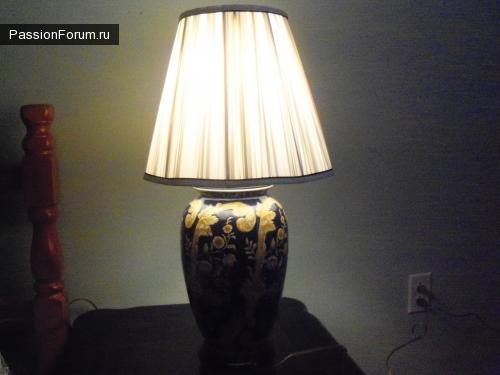 Еще несколько ламп.