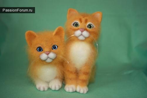 Рыжие котята.Добавила еще фото по просьбам зрителей)).