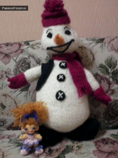 Мои игрушки