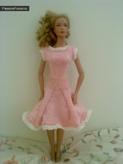 Вяжу куклам