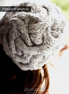 Ищу помощь в вязании шапочки.
