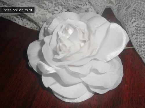 Роза по МКОльги Якимовой.