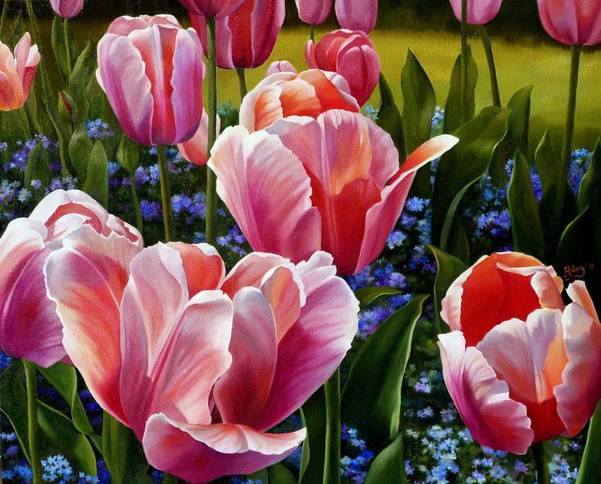 Обалденные цветы
