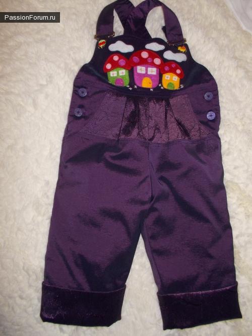 Одежка для внучки