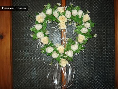 аранжировки с цветя