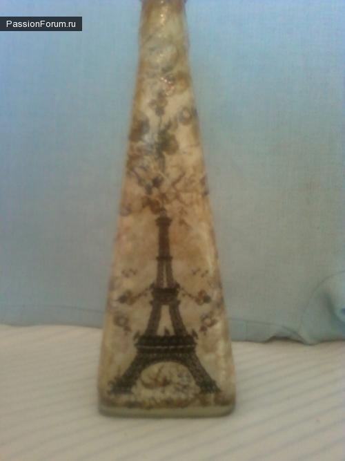 Париж-Париж /мечты-мечты.../