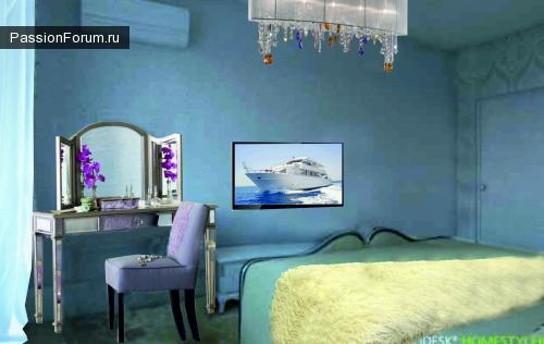 Дизайн и декор интерьера. Квартира для семьи.
