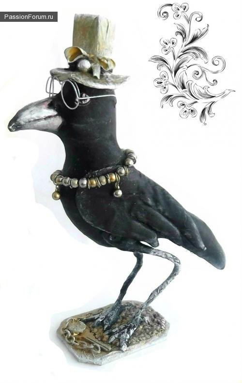 Ворона Клара