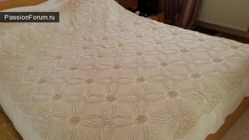 couvre-lit !!!!!!!!!!! постельное покрывало 225cm/150cm,,, 54 мотив