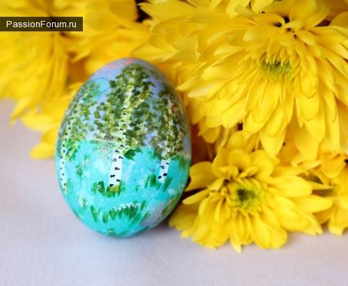 Всех со Светлым праздником Пасхи!