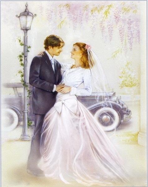 Auguri Matrimonio Vintage : Свадебные картинки запись пользователя yanushkevich