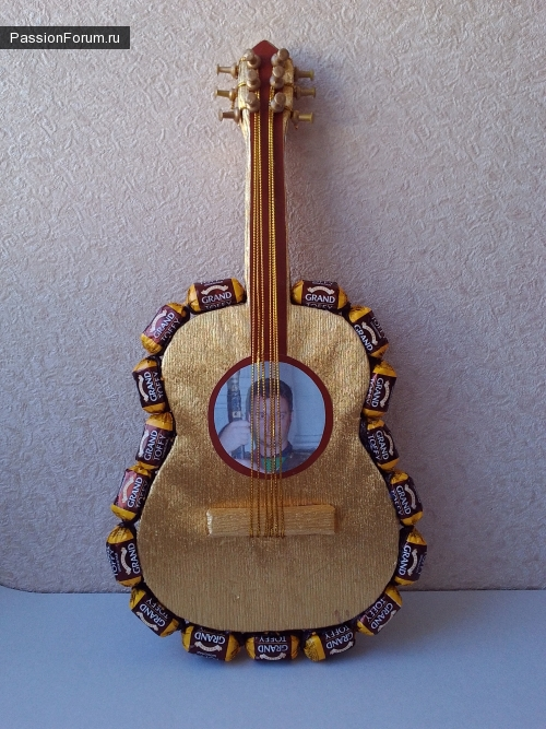Гитара для мужа