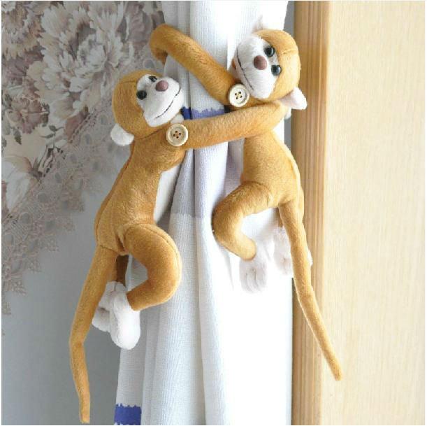 Украшение обезьяна своими руками