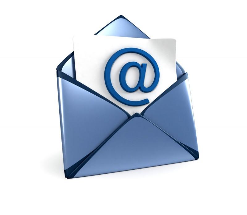 Электронная почта в картинках