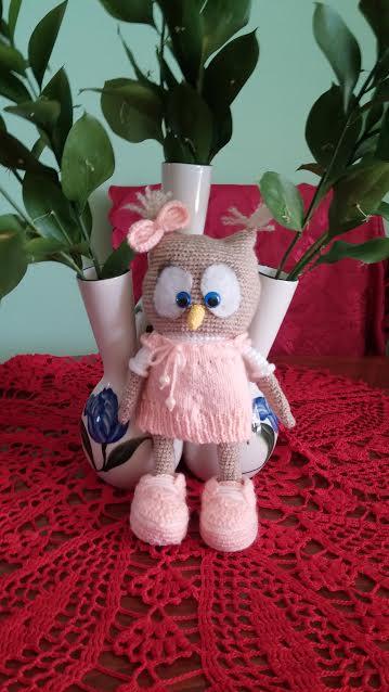 сова девочка в платье и кросовках запись пользователя Tamara75 в