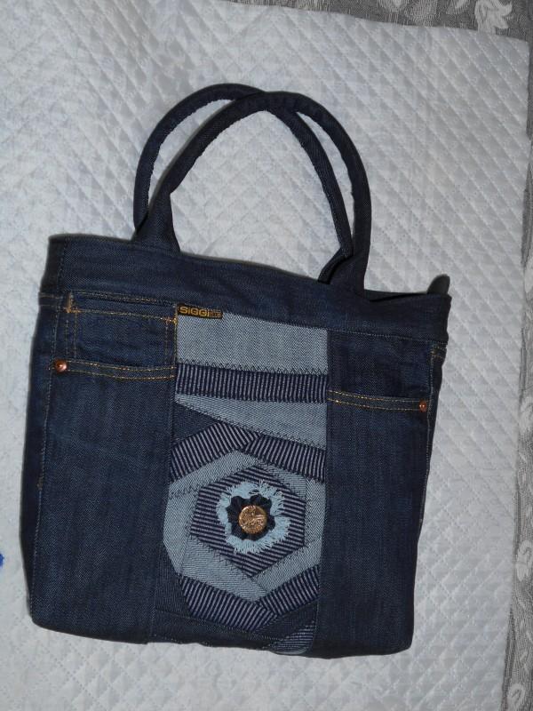 как сшить сумку из джинсовых брюк фото случилось, саймон заряжен