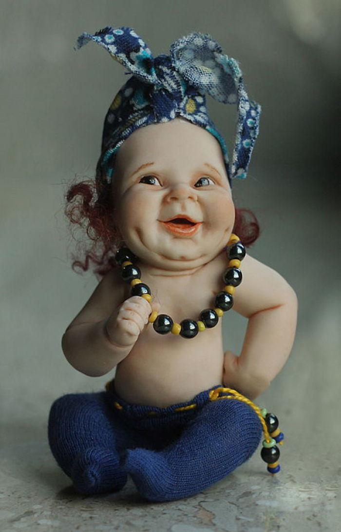 Картинка прикольная лялька