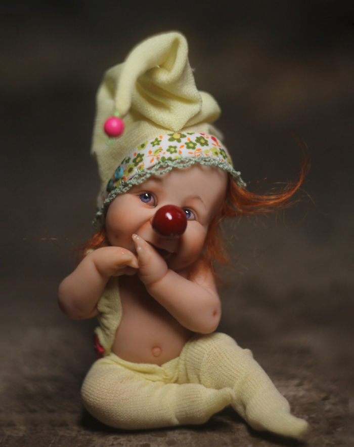 Днем, смешная кукла картинки