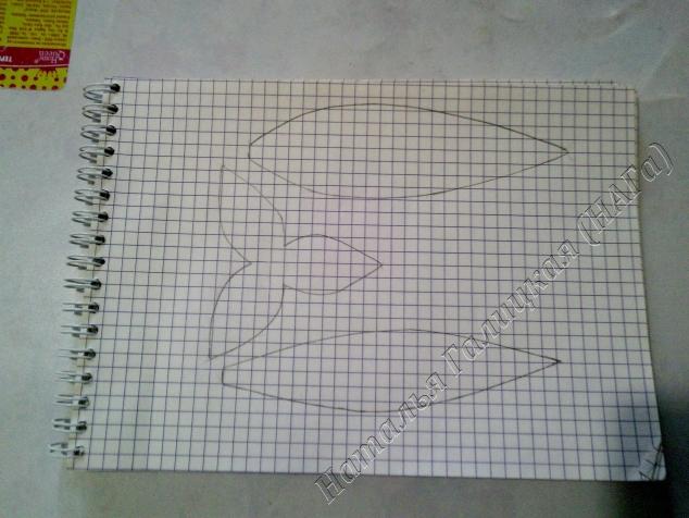 >     выкройка взята у     этого мастера.     http://www.stranamam.ru/post/5322300/     Учитывайте, что это     обведенные выкройки.     Они чуть больше     оригинала на 1-2мм по     периметру.