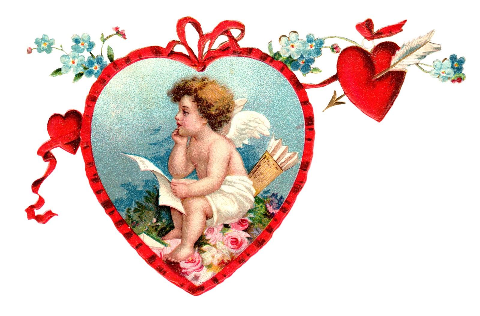 Открытки и картинки ко дню валентина